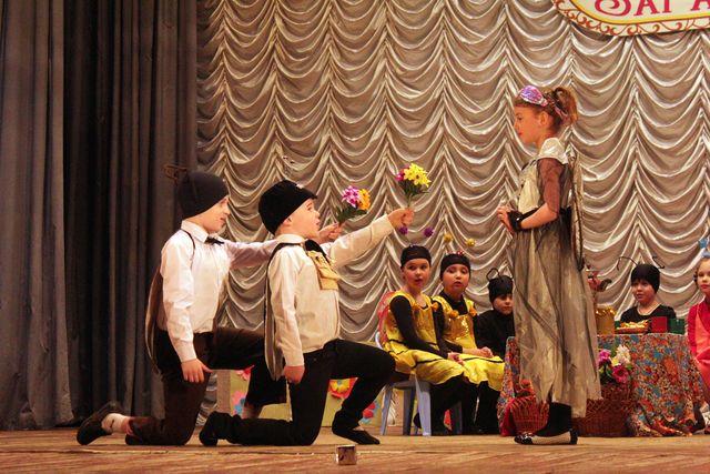 В Доброполье прошёл театральный фестиваль-конкурс, фото-1