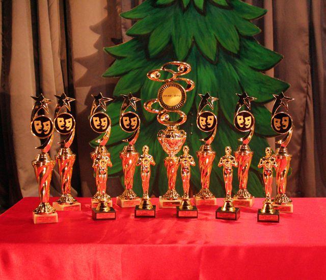 В Доброполье прошёл театральный фестиваль-конкурс, фото-4