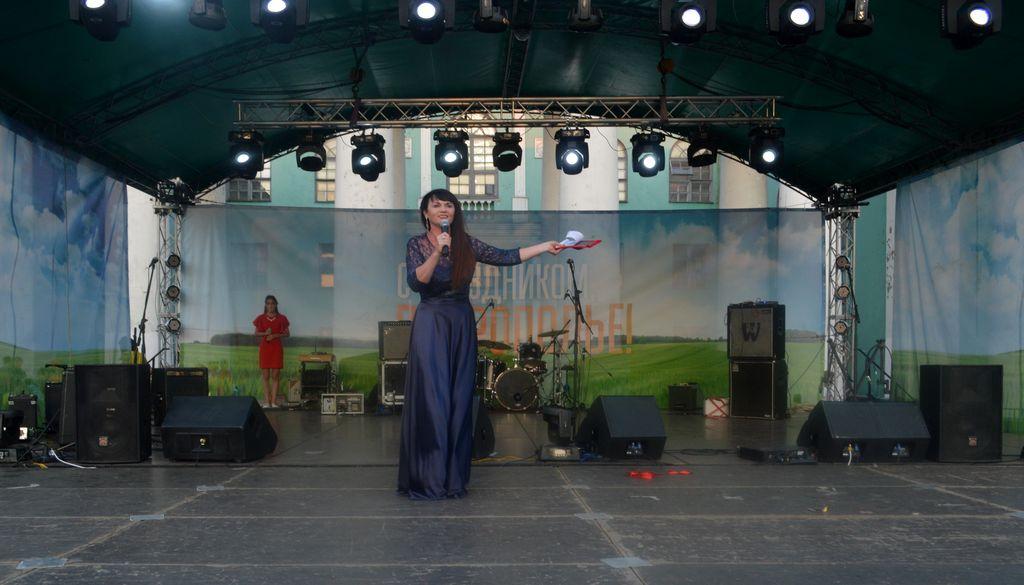 Ярко и зажигательно в Доброполье отпраздновали День города и День шахтера, фото-2