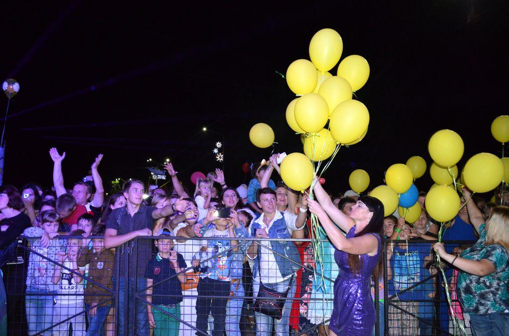 Ярко и зажигательно в Доброполье отпраздновали День города и День шахтера, фото-13