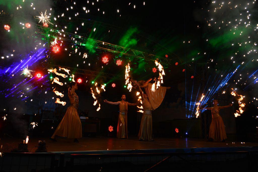 Ярко и зажигательно в Доброполье отпраздновали День города и День шахтера, фото-14