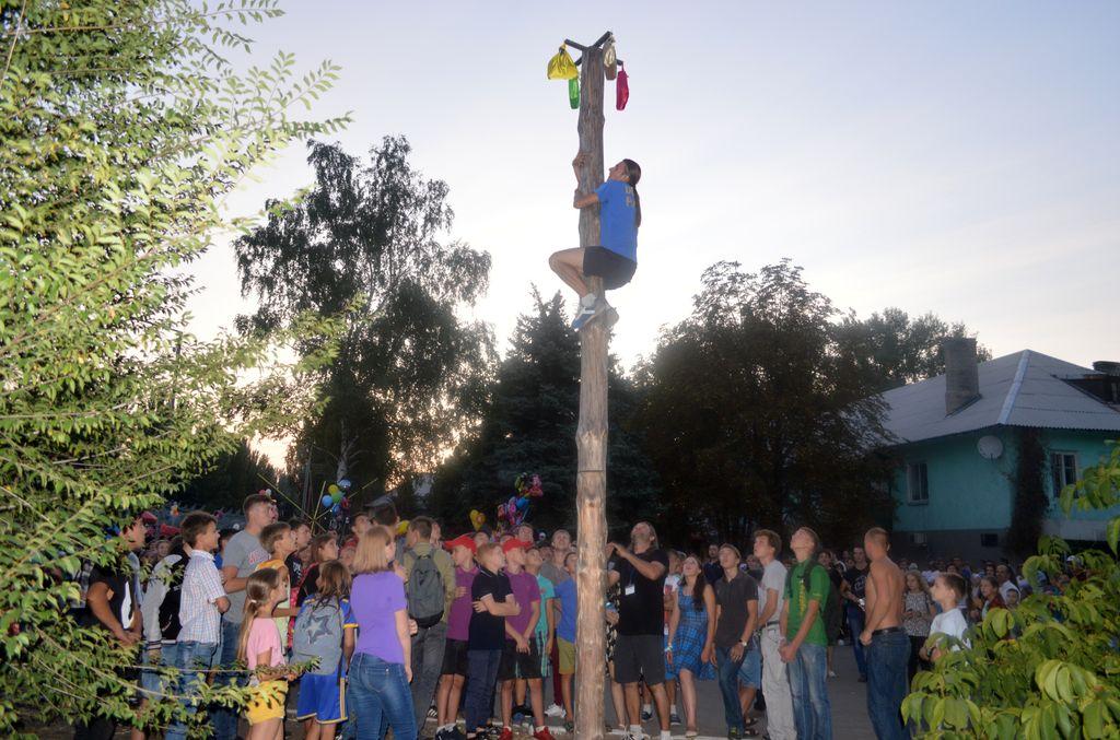 Ярко и зажигательно в Доброполье отпраздновали День города и День шахтера, фото-5