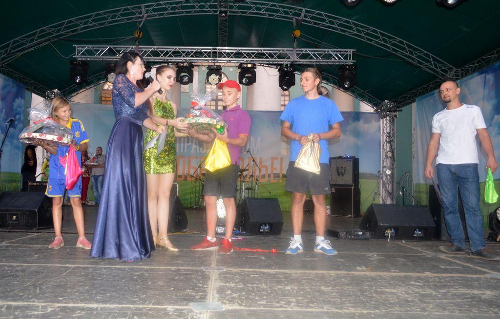 Ярко и зажигательно в Доброполье отпраздновали День города и День шахтера, фото-6