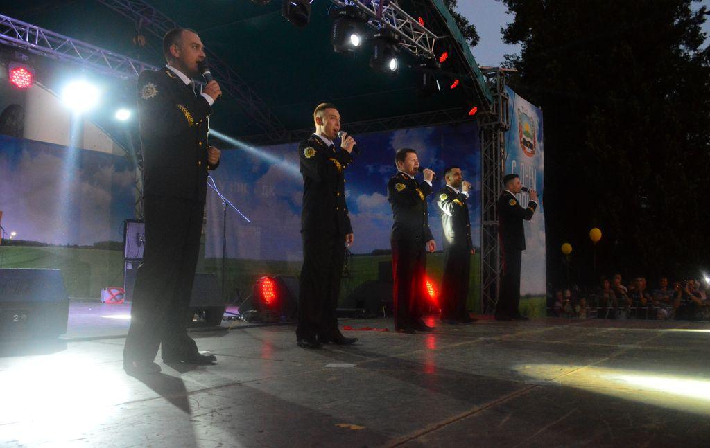 Ярко и зажигательно в Доброполье отпраздновали День города и День шахтера, фото-4