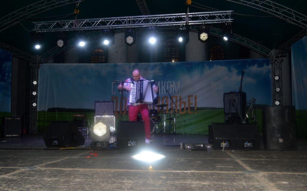 Ярко и зажигательно в Доброполье отпраздновали День города и День шахтера, фото-7