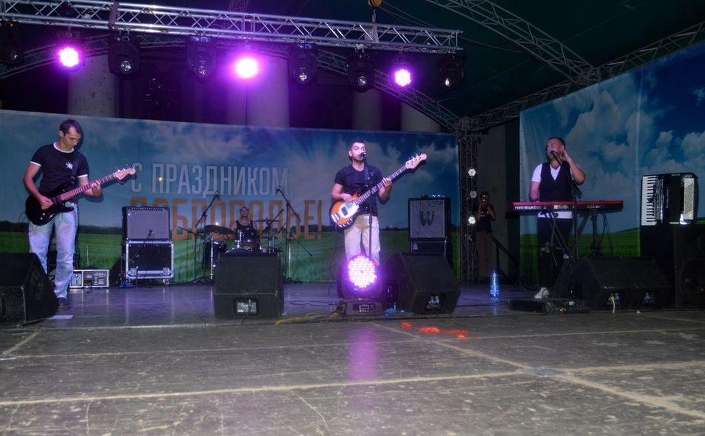Ярко и зажигательно в Доброполье отпраздновали День города и День шахтера, фото-8
