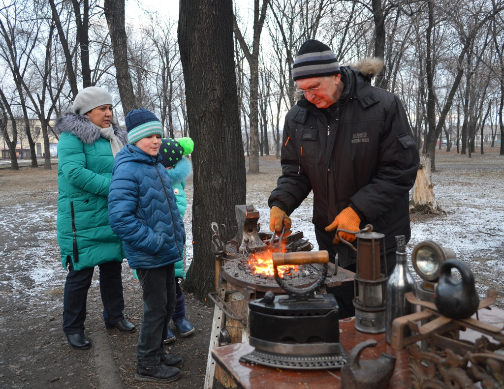 Вчора в Добропіллі відсвяткували Старий Новий рік, фото-5