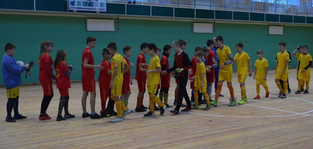 У Добропіллі відбувся різдвяний турнір з футзалу, фото-1