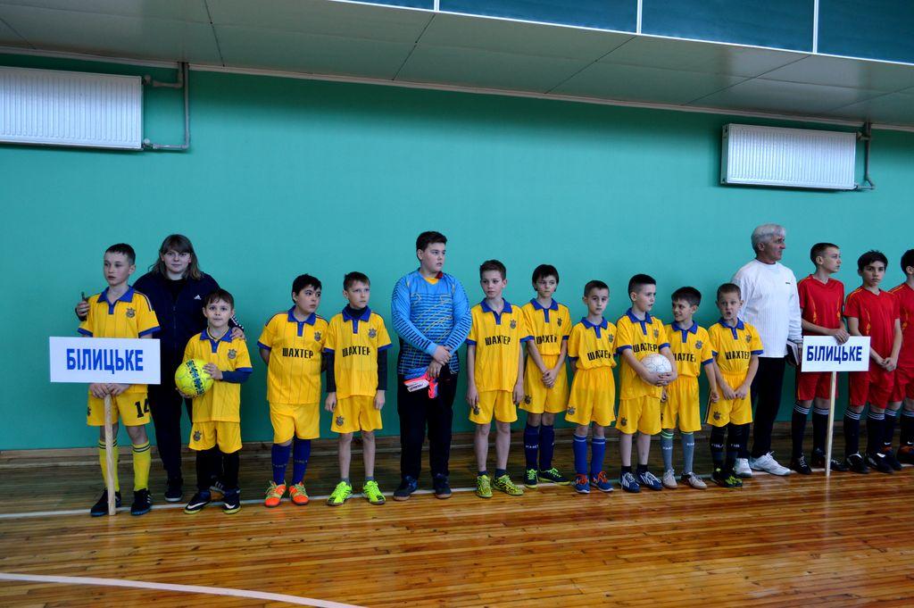 В Добропіллі пройшов Чемпіонат Донецької області з футзалу, фото-1