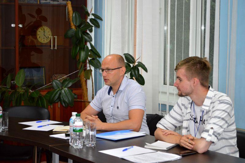 У Добропіллі поговорили про «Економічні та промислові можливості шахтарських міст Донбасу», фото-1