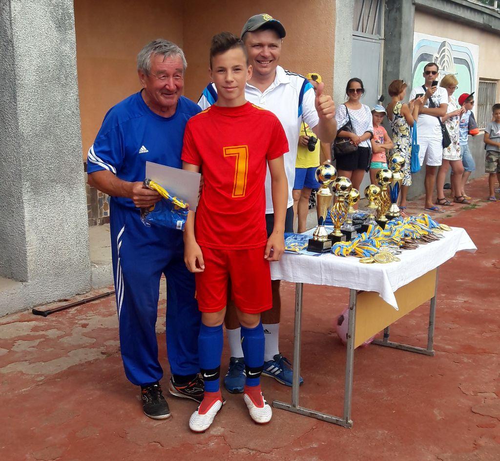 Футболісти Добропіллля - переможці Всеукраїнських фінальних змагань на першість ГО ВФСТ «Колос», фото-1