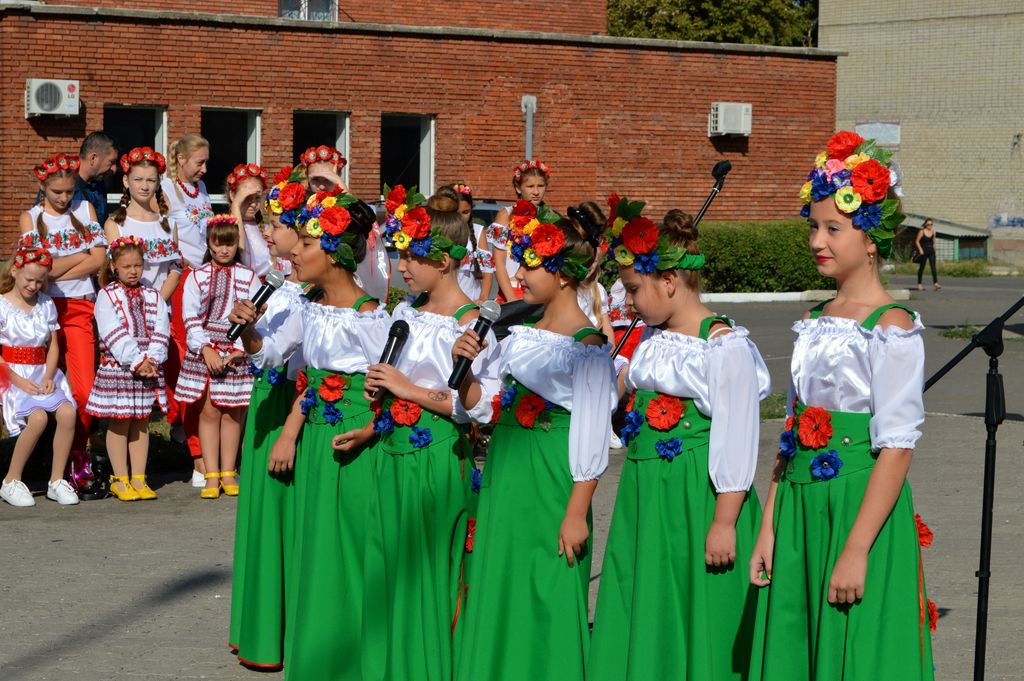 Добропілля святкує День Незалежності України, фото-1