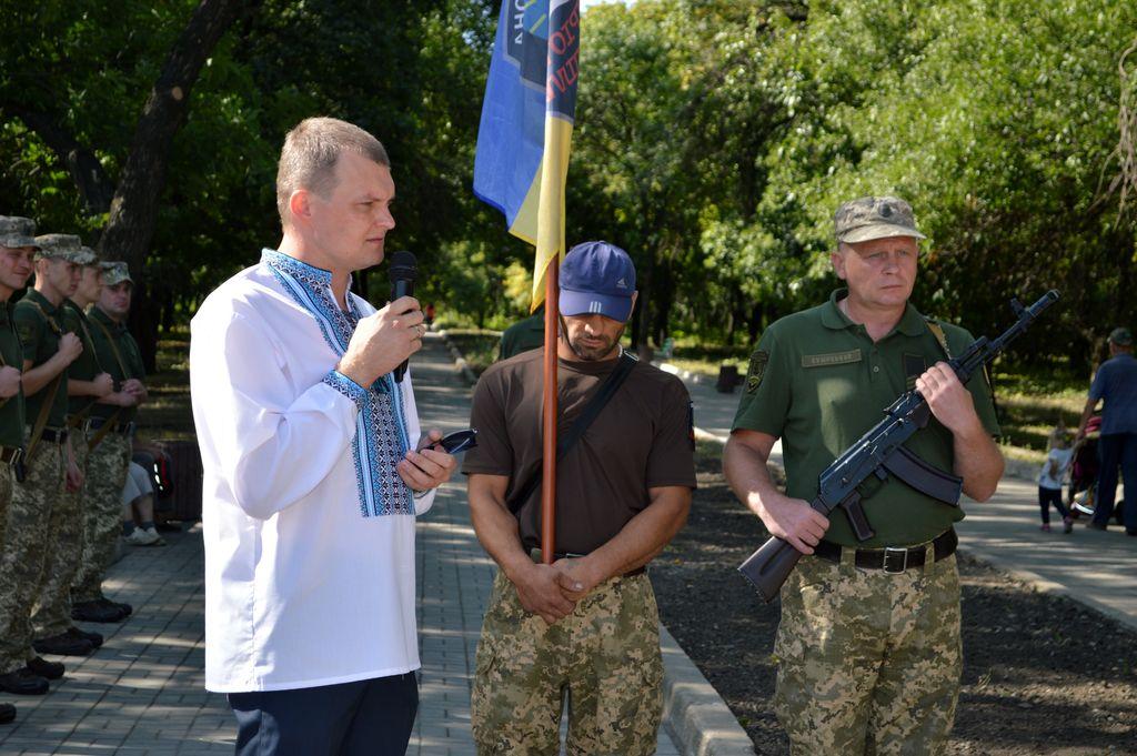 Добропілля святкує День Незалежності України, фото-10