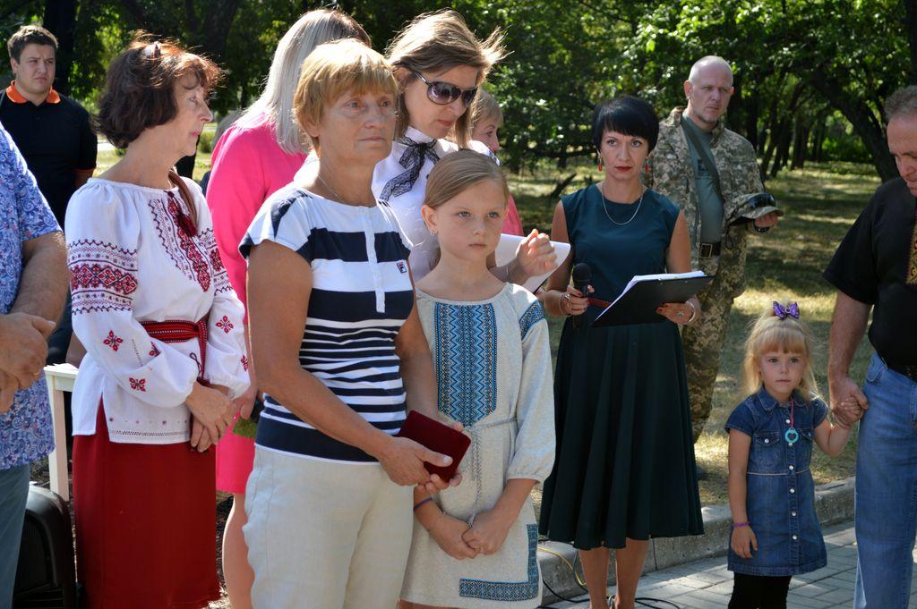 Добропілля святкує День Незалежності України, фото-11