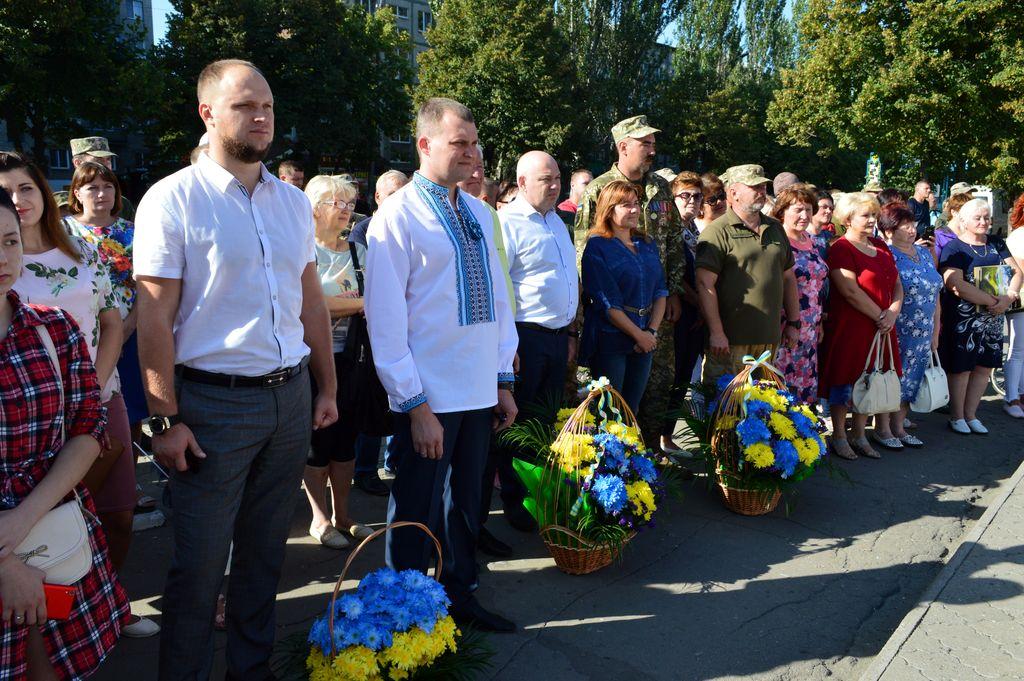 Добропілля святкує День Незалежності України, фото-2