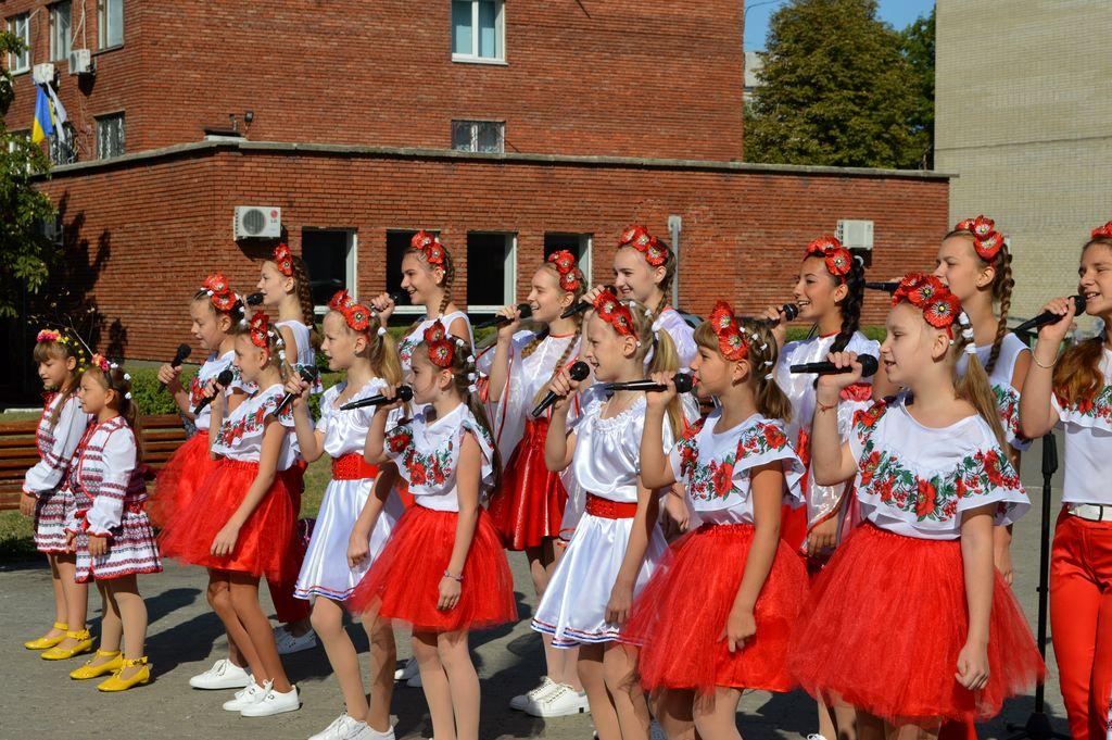 Добропілля святкує День Незалежності України, фото-3