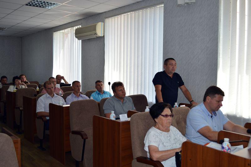 У Добропіллі відбулась робоча нарада з питань житлово-комунального господарства, фото-2