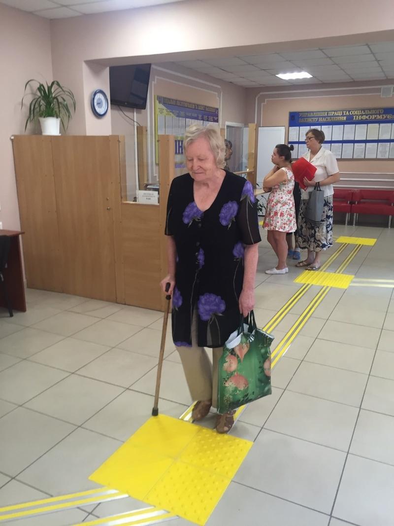 У Добропіллі проведено модернізацію приміщення управління соціального захисту населення, фото-2