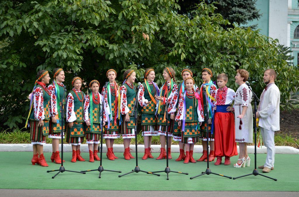 У Добропіллі пройшов фестиваль «Етно-осінь», фото-3