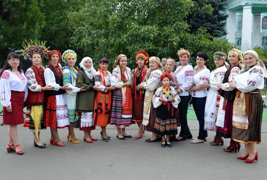 У Добропіллі пройшов фестиваль «Етно-осінь», фото-5