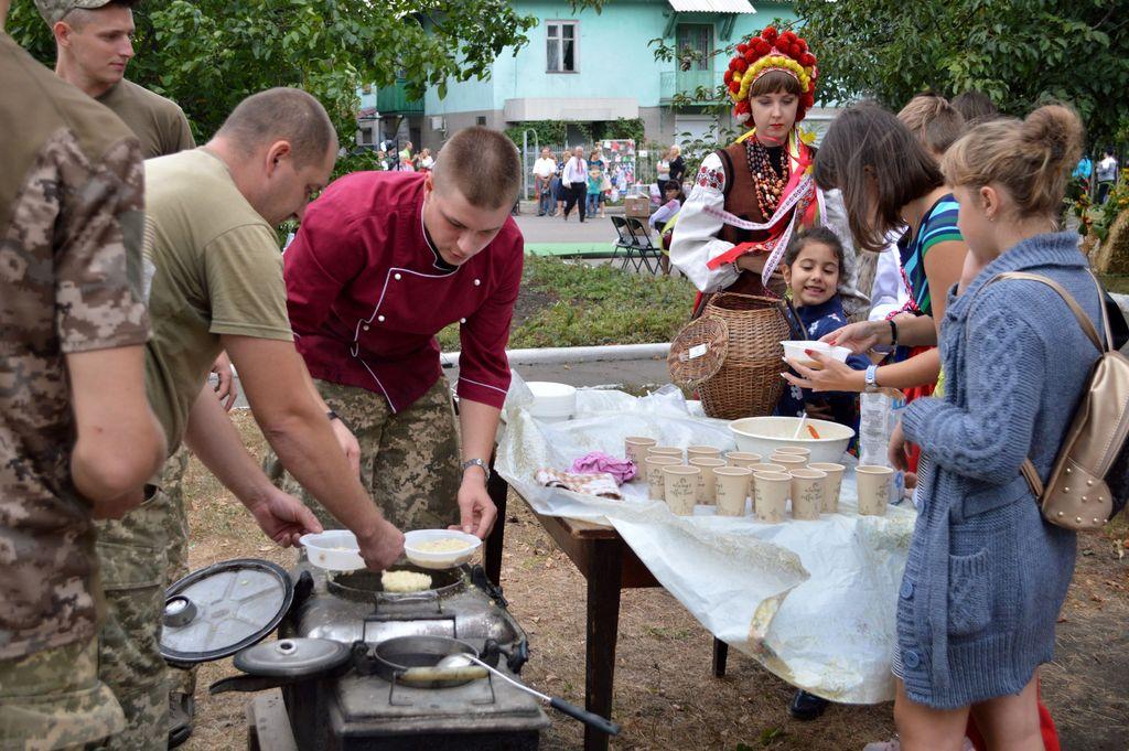 У Добропіллі пройшов фестиваль «Етно-осінь», фото-6