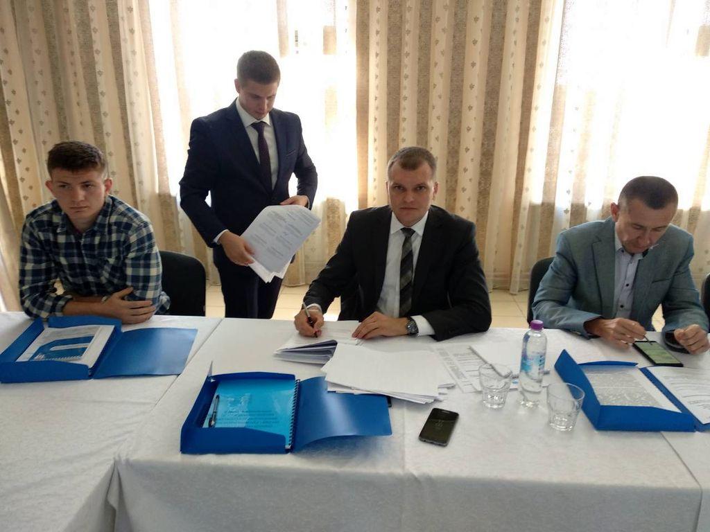 Представники Добропілля увійшли до складу Коаліції громадських об'єднань Сходу України, фото-1