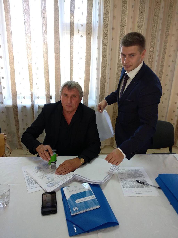 Представники Добропілля увійшли до складу Коаліції громадських об'єднань Сходу України, фото-3