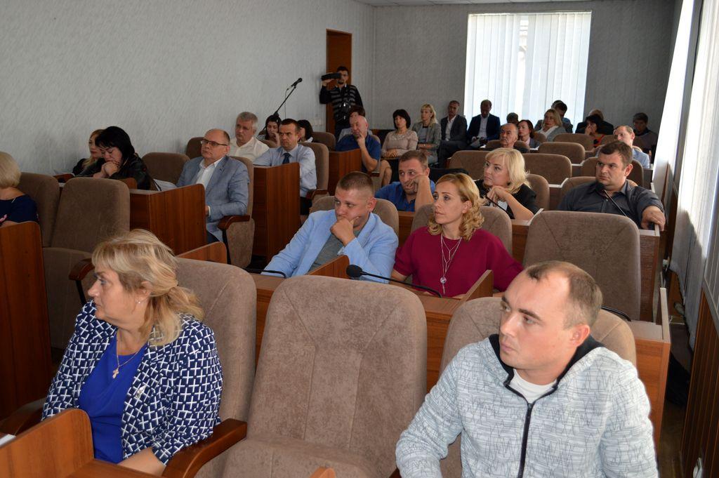 Відбулась чергова сесія Добропільської міської ради, фото-2
