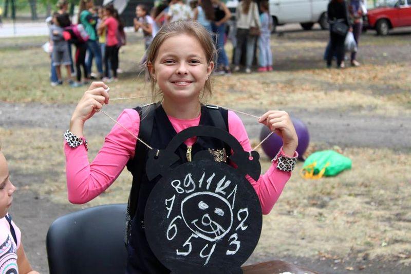 Діти творчих та спортивних колективів Добропілля зустріли творчий і спортивний сезон, фото-1