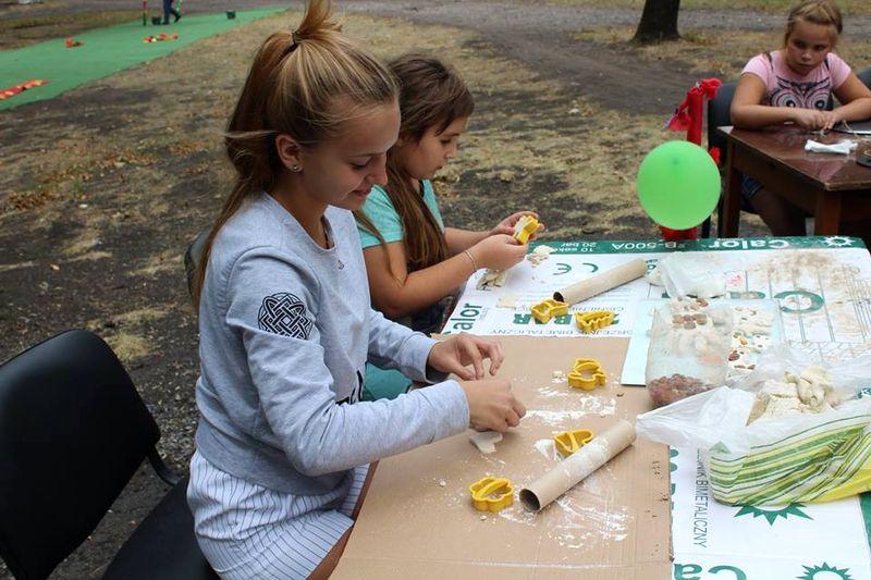 Діти творчих та спортивних колективів Добропілля зустріли творчий і спортивний сезон, фото-3