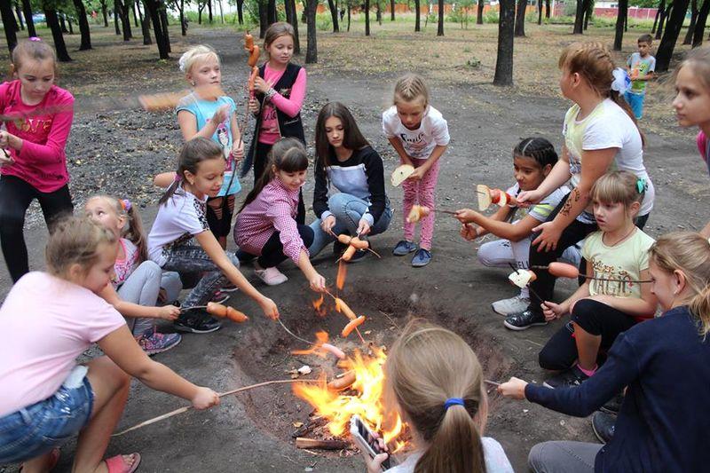 Діти творчих та спортивних колективів Добропілля зустріли творчий і спортивний сезон, фото-4