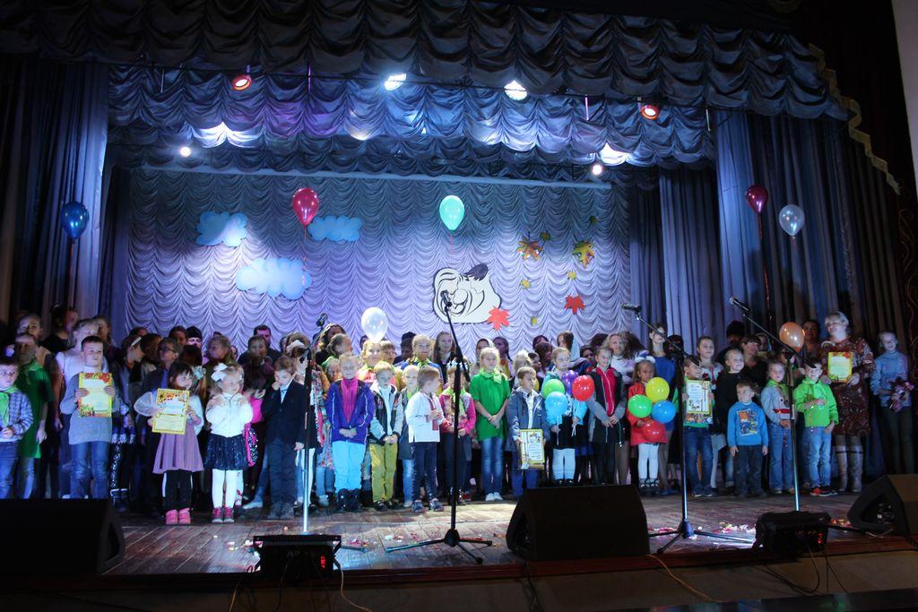 В Центрі культури та дозвілля міста Добропілля пройшов фестиваль недільних шкіл, фото-3