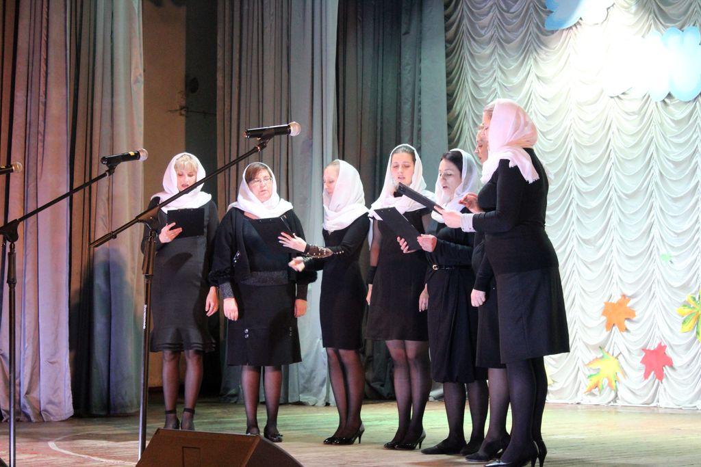 В Центрі культури та дозвілля міста Добропілля пройшов фестиваль недільних шкіл, фото-1