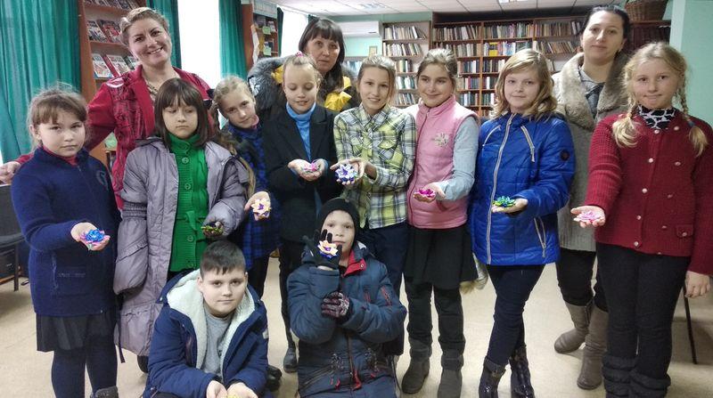 День натхнення в Добропільській Центральній міській бібліотеці, фото-1