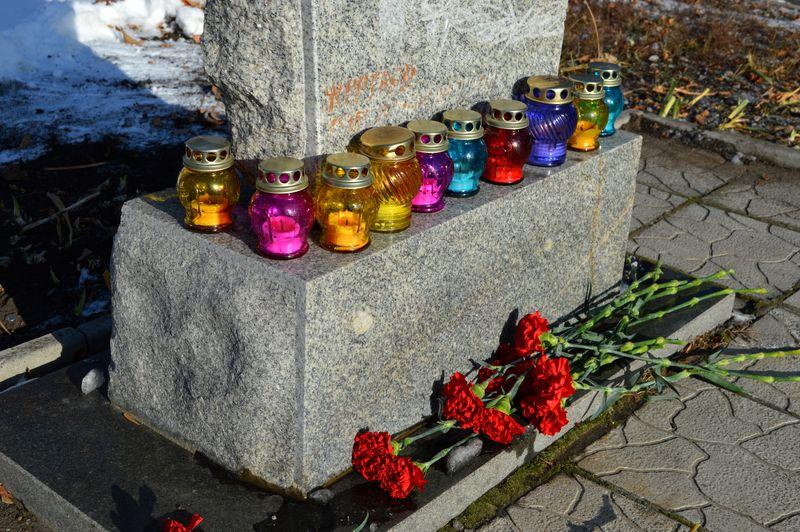 В Добропіллі вшанували пам'ять жертв Голодоморів, фото-2