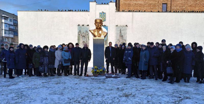 В Доброполье отметили День Соборности Украины, фото-1