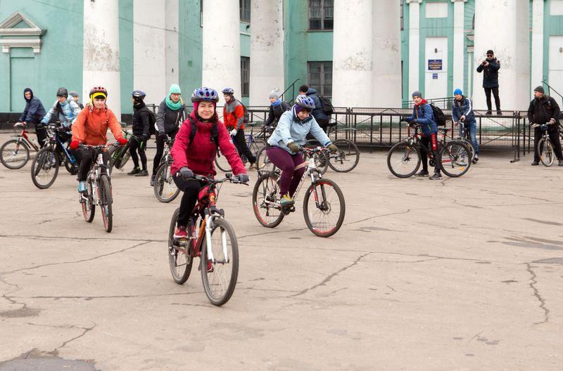У Добропіллі провели благодійний велопробіг на підтримку Марія Ламанової, фото-3