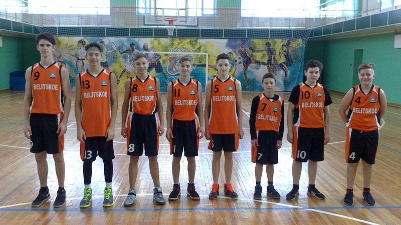 Стали відомі підсумки четвертого туру чемпіонату Добропілля з баскетболу серед юнаків, фото-3