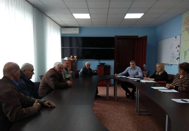 У Добропіллі обговорили надання компенсації шахтарям-пенсіонерам, фото-1