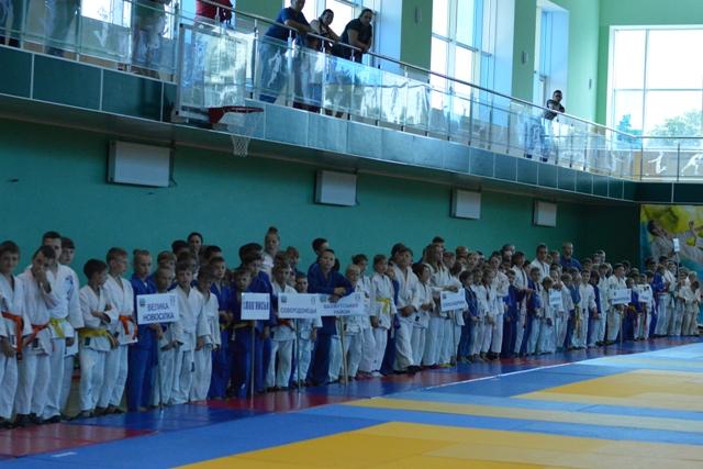 У Добропіллі відбувся IV відкритий турнір з дзюдо, фото-4