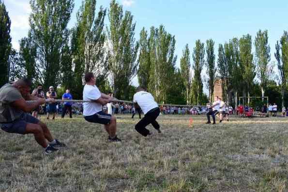 Змагання для мужніх – у Білозерську відбувся фестиваль «Козацькі розваги» 2019, фото-2