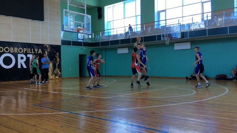 У Добропіллі відбулися змагання зі стрітболу серед чоловічих команд, фото-2