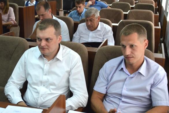 Відбулось засідання виконавчого комітету Добропільської міської ради, фото-2