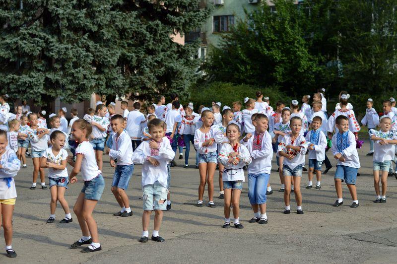 В Добропіллі відсвяткували День Державного Прапора України, фото-6