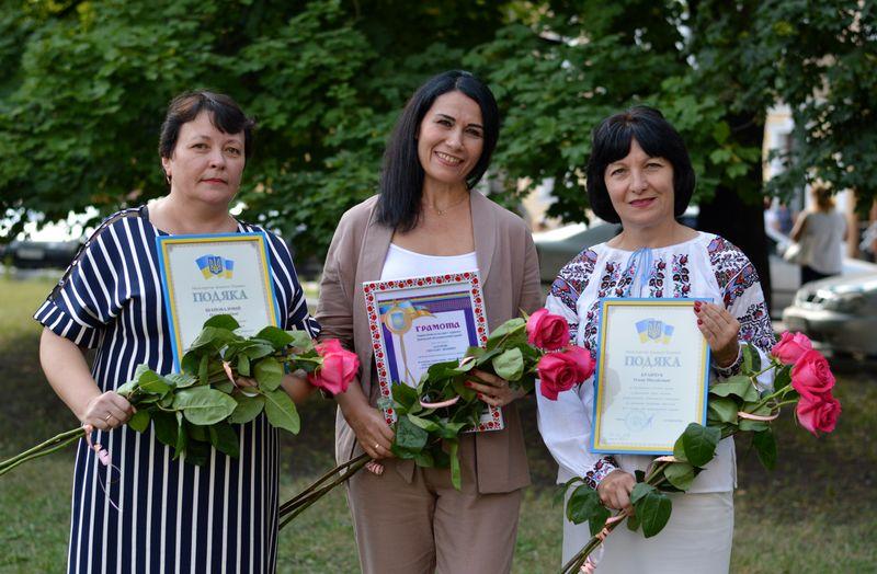 В Добропіллі відсвяткували День Державного Прапора України, фото-7