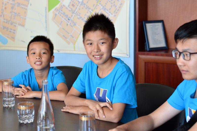 В Добропіллі зустріли делегацію з Китаю, фото-1