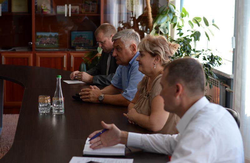 В Добропіллі зустріли делегацію з Китаю, фото-2