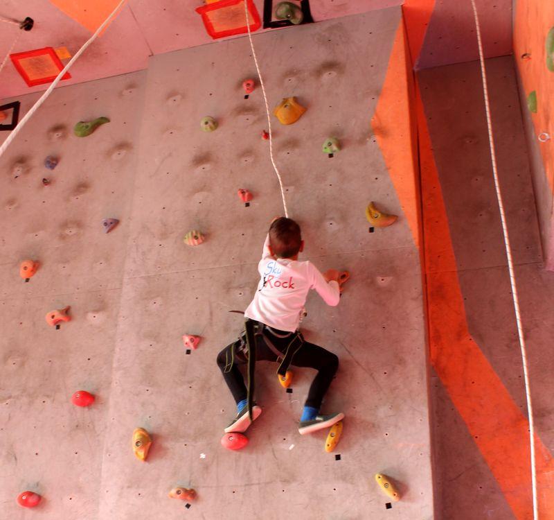 В Добропіллі пройшов Відкритий чемпіонат міста зі скелелазіння, фото-5