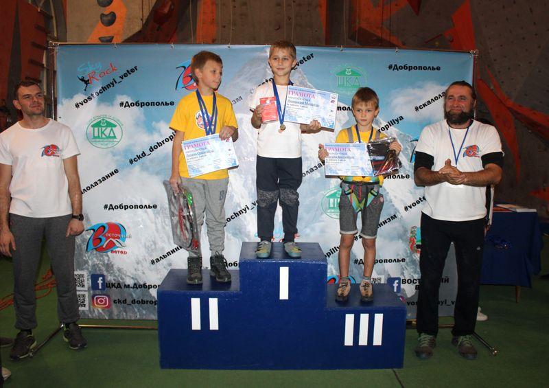 В Добропіллі пройшов Відкритий чемпіонат міста зі скелелазіння, фото-7