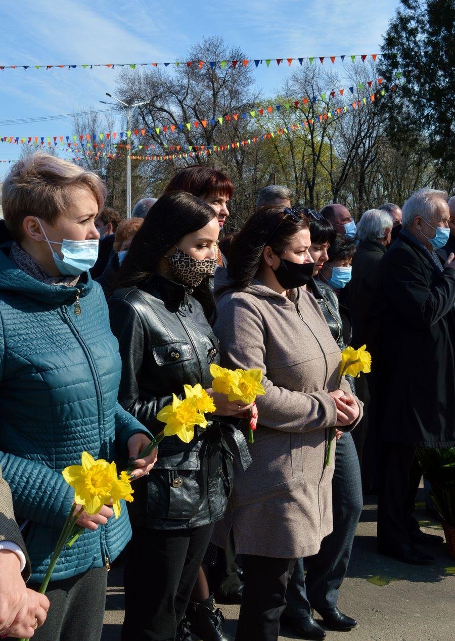 У Добропіллі вшанували пам'ять загиблих під час ліквідації аварії на ЧАЕС, фото-1
